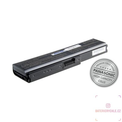 Baterie pro notebook Toshiba Satellite L750 Li-Ion 10,8V 5800mAh/63Wh 1ks