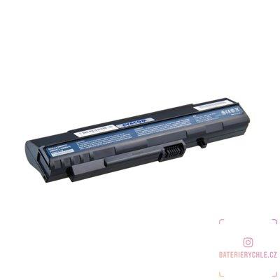 Baterie pro notebook Acer Aspire One A110/A150, D150/250, P531 series Li-Ion 11,1V 5200mAh/58Wh black 1ks