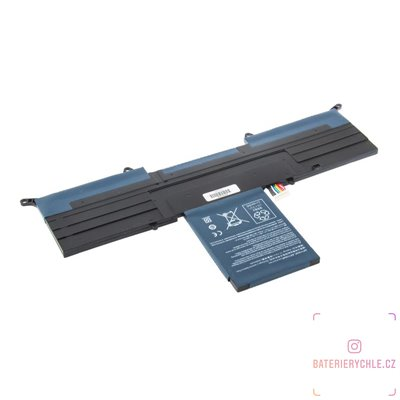 Baterie pro notebook Acer Aspire S3 series Li-Pol 10,8V 3280mAh 35Wh 1ks