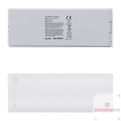 Baterie pro notebook MacBookPro 13, A1185, 5400mAh, 10.8-11.1V