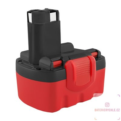 Baterie pro aku nářadí Bosch GSR 14.4VE-2, 14.4V