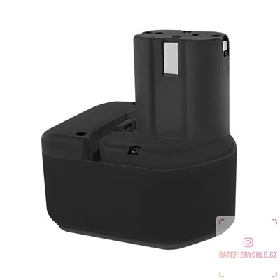 Baterie pro aku nářadí Hitachi EB12B, EB1214L, 12V