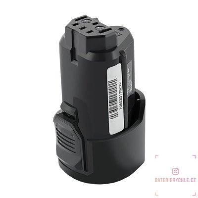 Baterie pro aku nářadí AEG  L1215, L1215R, 12V