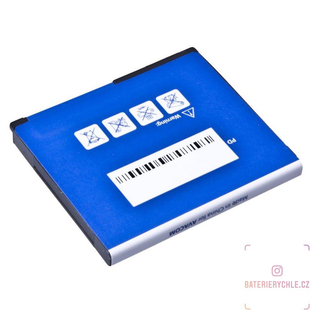 Baterie do mobilu HTC Desire, Bravo  Li-Ion 3,7V 1400mAh (náhrada BB99100) 1ks