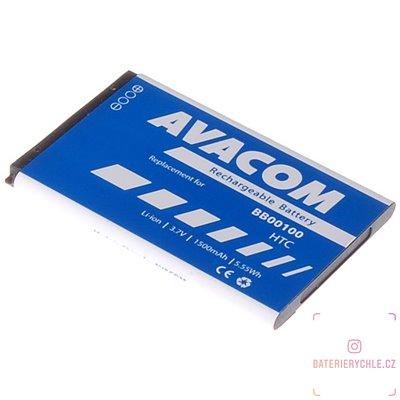 Baterie do mobilu HTC Legend, G8 Li-Ion 3,7V 1500mAh (náhrada BB00100) 1ks