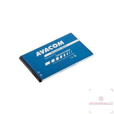 Baterie do mobilu Huawei Ascend G700  Li-Ion 3,8V 2150mAh (náhrada HB505076RBC) 1ks
