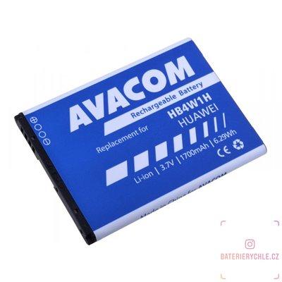 Baterie do mobilu Huawei G510 Li-Ion 3,7V 1700mAh (náhrada HB4W1H) 1ks