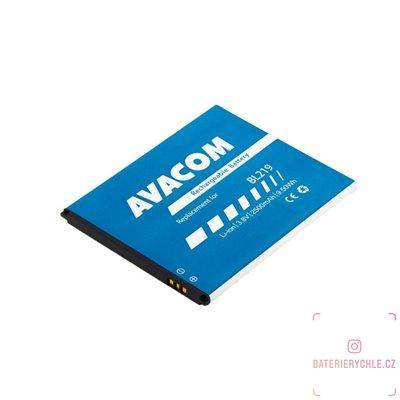 Baterie do mobilu Lenovo A889 Li-Ion 3,8V 2500mAh (náhrada BL219) 1ks