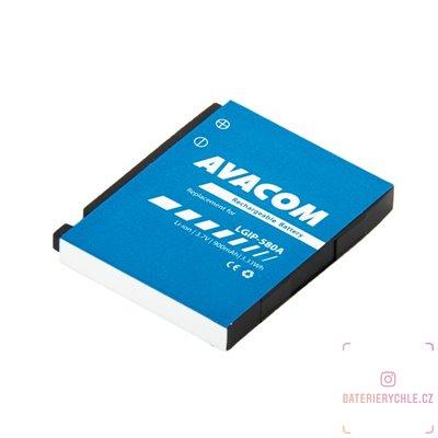 Baterie do mobilu LG KU990 Li-Ion 3,7V 900mAh (náhrada LGIP-580A) 1ks