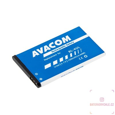 Baterie do mobilu Nokia 225 Li-Ion 3,7V 1200mAh (náhrada BL-4UL) 1ks