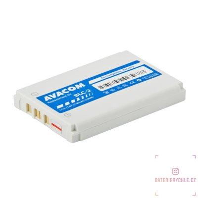 Baterie do mobilu Nokia 3410, 3310, 3510 Li-Ion 3,6V 1100mAh (náhrada BLC-2) 1ks
