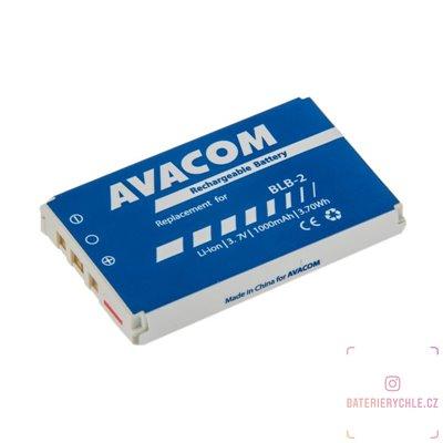 Baterie do mobilu Nokia 8210, 8850 Li-Ion 3,7V 1000mAh (náhrada BLB-2) 1ks
