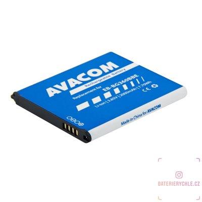 Baterie do mobilu Samsung Galaxy Ace4 Li-Ion 3,8V 1900mAh, (náhrada EB-BG357BBE) 1ks