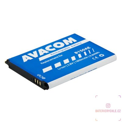 Baterie do mobilu Samsung Galaxy Core Duos Li-Ion 3,8V 1800mAh, (náhrada B150AE) 1ks