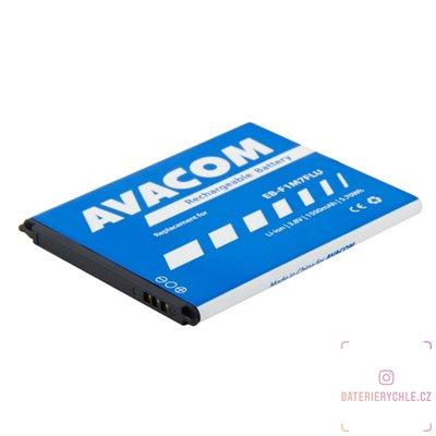 Baterie do mobilu Samsung Galaxy S3  mini Li-Ion 3,8V 1500mAh (náhrada EB-F1M7FLU) 1ks