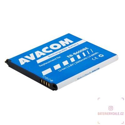 Baterie do mobilu Samsung Galaxy S4 Li-Ion 3,8V 2600mAh, (náhrada EB-B600BE) 1ks