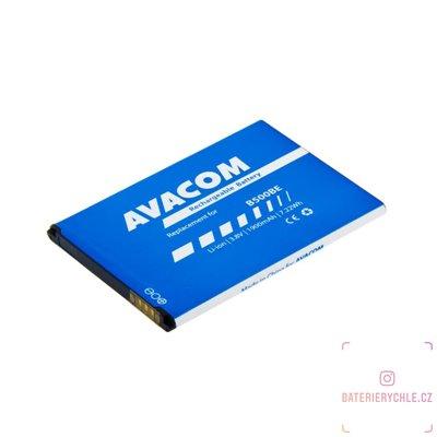 Baterie do mobilu Samsung Galaxy S4 mini, Li-Ion 3,8V 1900mAh, (náhrada EB-B500BE) 1ks