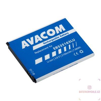 Baterie do mobilu Samsung Grand Neo Li-Ion 3,8V 2100mAh, (náhrada EB535163LU) 1ks