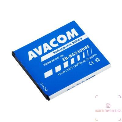 Baterie do mobilu Samsung G530 Grand Prime Li-Ion 3,8V 2600mAh (náhrada EB-BG530BBE) 1ks
