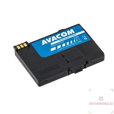 Baterie do mobilu Siemens C55, S55 Li-Ion 3,6V 850mAh (náhrada EBA-510) 1ks