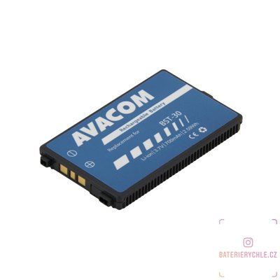 Baterie do mobilu Sony Ericsson K700  Li-Ion 3,7V 700mAh (náhrada BST-30) 1ks