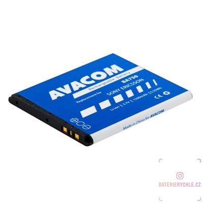 Baterie do mobilu Sony Ericsson Xperia Arc, Xperia Arc S  Li-Ion 3,7V 1500mAh (náhrada BA750) 1ks