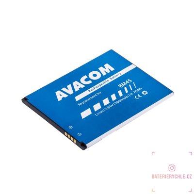 Baterie do mobilu Xiaomi Redmi Note 2 Li-Ion 3,84V 3060mAh (náhrada BM45) 1ks