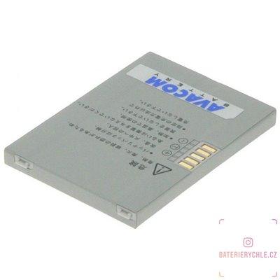 Baterie pro E-TEN Glofiish M700/X500 Li-Pol 3,7V 1300mAh (náhrada P0002864) 1ks