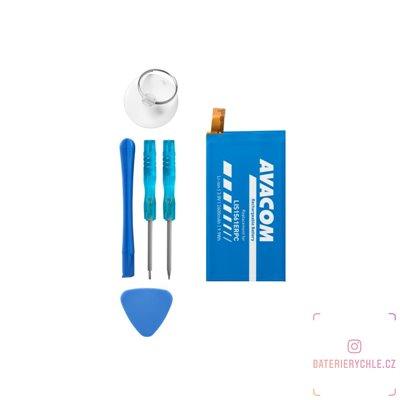 Baterie pro Sony Xperia Z3 Compact, Li-Ion 3,8V 2600mAh (náhrada LIS1561ERPC) 1ks