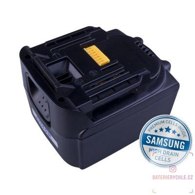 Baterie pro aku nářadí MAKITA BL 1430 Li-Ion 14,4V 3000mAh 1ks (Avacom, články Samsung)