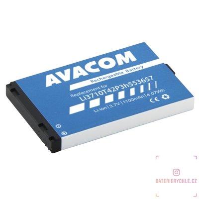 Baterie do mobilu Aligator A300 Li-Ion 3,7V 1100mAh 1ks