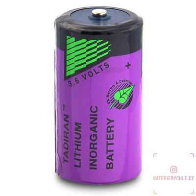 Baterie Taridan SL-2770 LS26500 3,6V velikost LR14 C 8500mAh, Lithium, 1ks volné balení