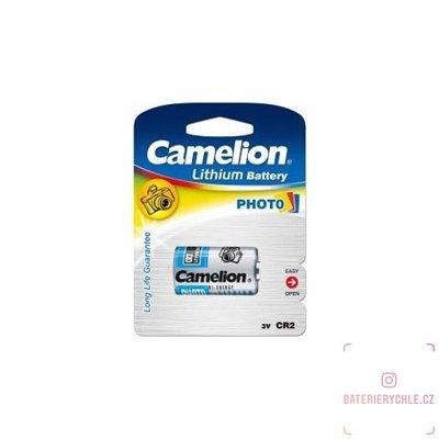 Baterie CAMELION lithium photo CR2 850mAh 1ks, blistr