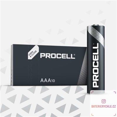 Baterie Duracell Procell Industrial LR3 AAA 1236mAh 10ks, box