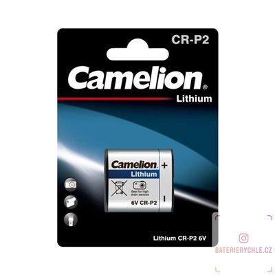 Baterie Camelion CRP2 / DL223 6V 1ks, blistr, CR-P2-BP1