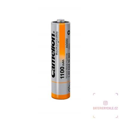 Nabíjecí baterie (akumulátor) Camelion NiMH AAA 1100mAh 2ks blistr NH-AAA1100