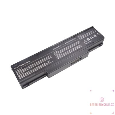 Baterie pro  notebook Asus A9, A39 11.1V 5200mAh CBPIL72 1ks