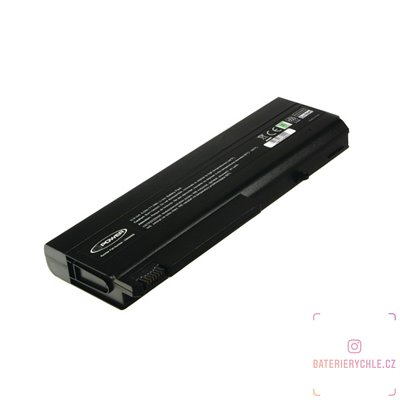Baterie pro  notebook HP nx6110, nc6100, nc6120 10.8V 6600mAh 398650-001 1ks